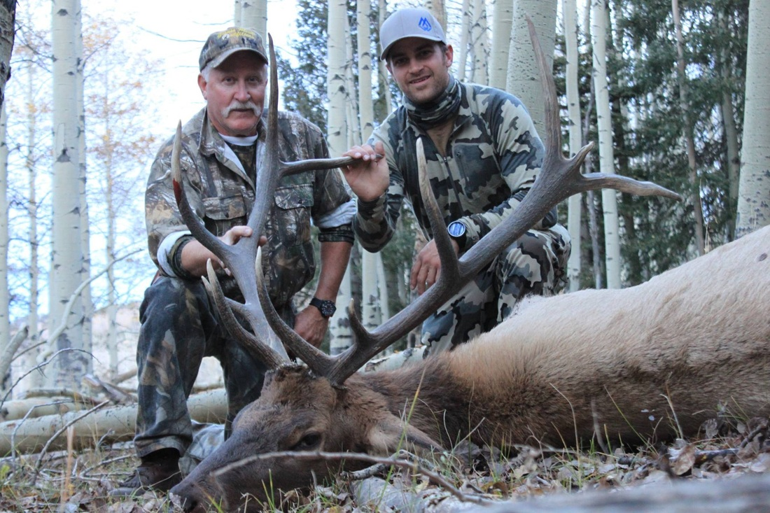 Seasons and Dates - Guided Elk Hunts New Mexico